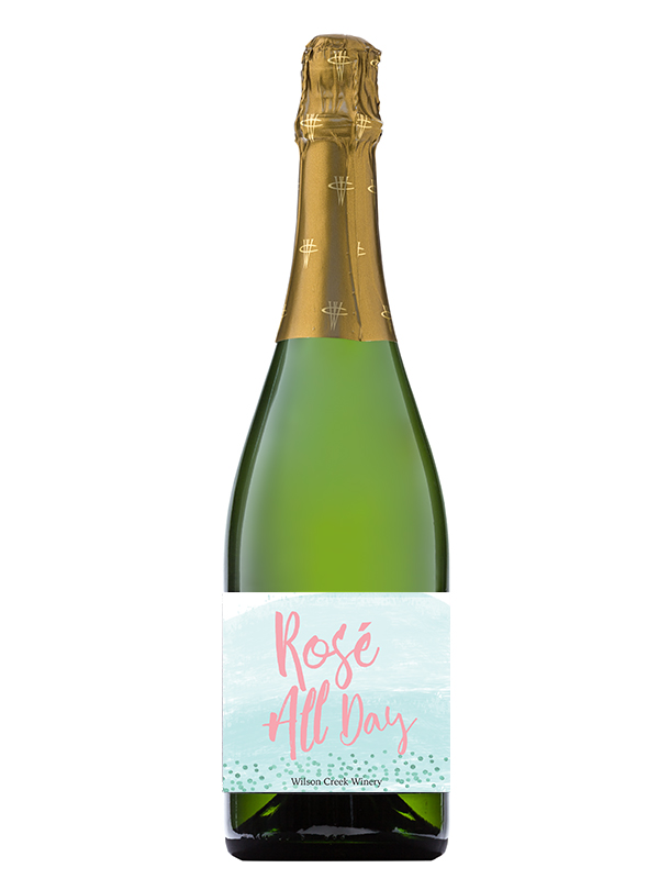 Rose Sparkling- All Day Blue